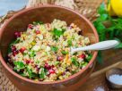 Barley Salad with Pomegranate recipe