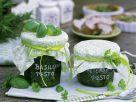 Basil-Parsley Pesto recipe