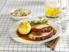 Bavarian Roast Pork with Potato Dumplings recipe