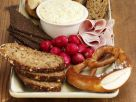 Bavarian Snack Plate recipe