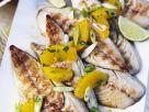 BBQ Fish with Citrus recipe