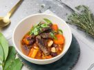 Bean and Beef Fillet Stew recipe