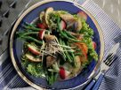 Bean and Onion Salad with Herring recipe