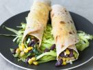 Bean Tortillas Wraps recipe