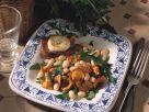 Beans and Mushrooms recipe