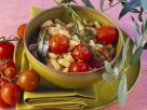Beans with Rosemary and Tomatoes recipe
