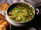 Beef and Pea Soup recipe