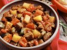 Beef and Pumpkin Goulash recipe