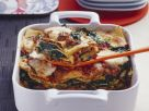 Beef and Spinach Pasta Bake recipe