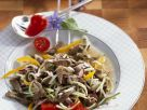 Beef and Vegetable Salad recipe