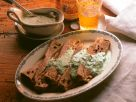 Beef Brisket with Herb Sauce recipe