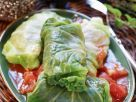 Beef Cabbage Wraps recipe
