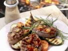 Beef Steaks Grilled recipe