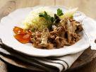 Beef Stroganoff Style recipe