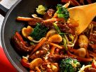 Beef with Vegetables in the Wok recipe