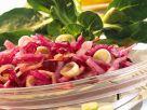 Beet and Apple Salad with Horseradish Vinaigrette recipe