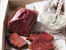 Beet and Poppy Seed Quick Bread recipe