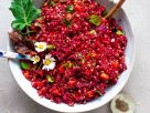 Beet Apple Quinoa Salad recipe