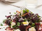 Beet, Lentil and Feta Salad recipe
