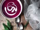 Beet Soup with Dill recipe