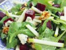Beetroot Salad with Blue Cheese recipe