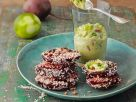 Beets with Sesame Seeds and Guacamole recipe