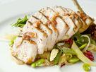 Berkshire Pork with Green Bean Salad recipe