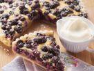 Berry and Flan Gateau recipe