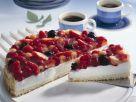 Berry Cheesecake recipe