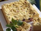 Berry Crumble Cake recipe