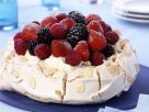 Berry Pavlova recipe