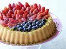 Berry Pistachio Cake recipe