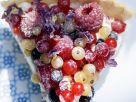 Berry Tart with Vanilla Cream recipe