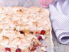 Blackberry Meringue Cake recipe