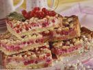 Blackcurrant Crumble Cake recipe