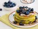Blueberry Avocado Pancakes recipe