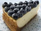 Blueberry Topped Cheesecake recipe