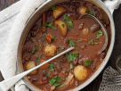 Braised Beef in Red Wine Sauce (Boeuf Bourguignon) recipe