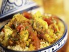 Braised North African-style Chicken recipe