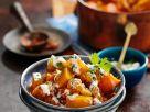 Braised Pumpkin with Cauliflower recipe