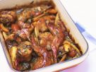 Braised Rabbit with Vegetables recipe