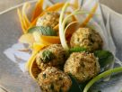 Breaded Chicken Meatballs recipe