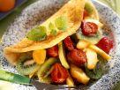 Breakfast Fruit Omelette recipe