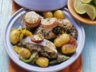 Bream in Tajine recipe