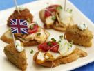 British Finger Food Platter recipe