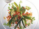 Broccoli and Asparagus Salad recipe