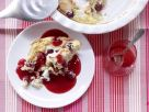 Rice Pudding with Cherries recipe