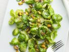 Brussel Sprouts Salad with Pistachios recipe
