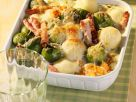 Brussels Sprouts and Carrot Gratin recipe