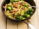 Brussels Sprouts with Smoked Pork recipe